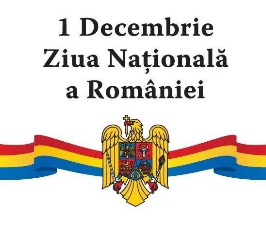 1 decembrie-ziua nationala a romaniei